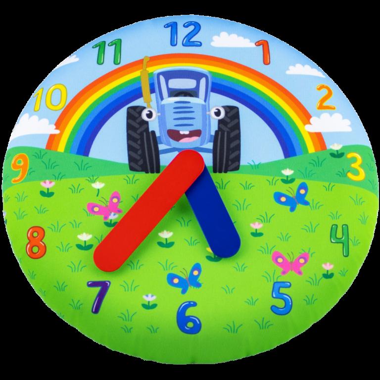 Часы надувные